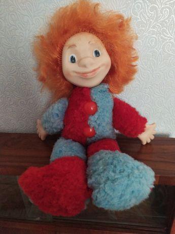 Кукла СССР Олег Попов