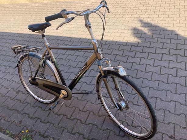 Rower męski Gazelle 57 xtra Orange