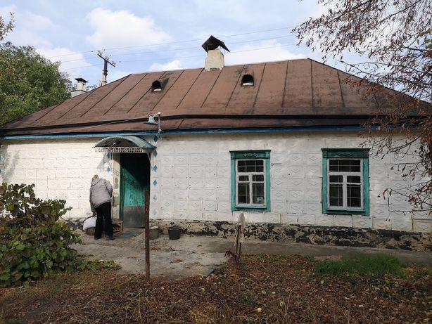 Продаеться дом с  участком 50с., Новомосковский р-н с.Новое .
