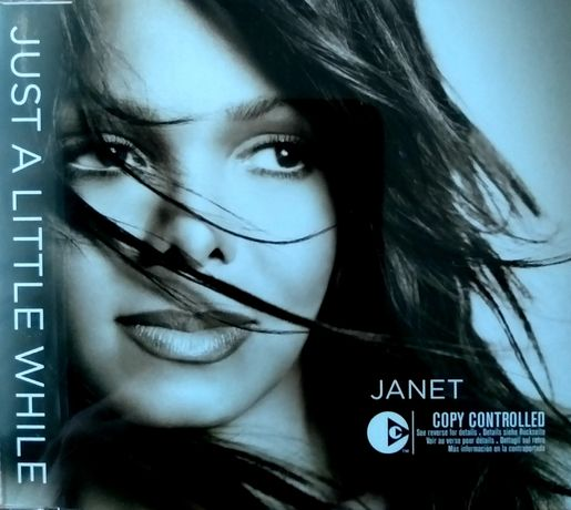 CDs Janet Jackson Hurt A Little While 2004r