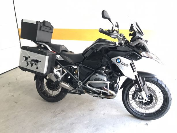 Bmw R Gs 1200 Triple Black