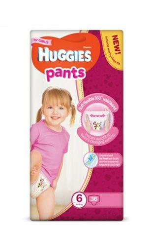 Трусики HUGGIES pants памперсы