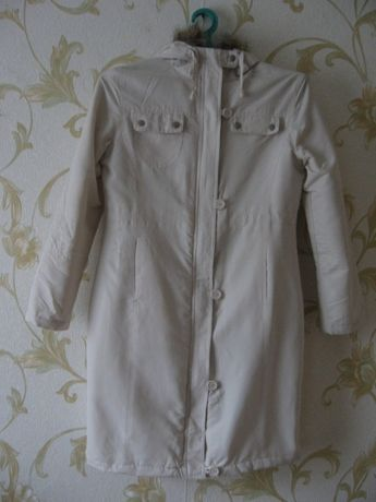 Пальто на синтапоне