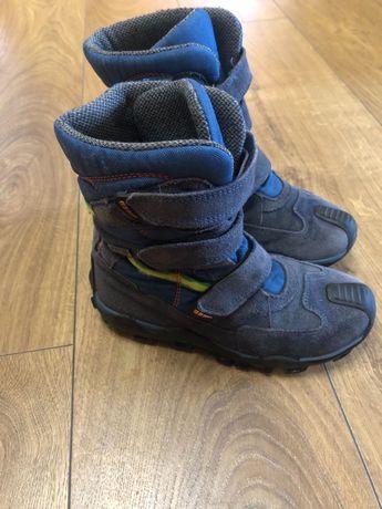 Ботиночки Бартек 31 размер, зимние в хорошем состоянии .