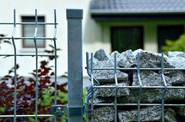 Ogrodzenie Panelowe wys. 150cm drut 3,8mm OCYNK+KOLOR 47zł /1mb
