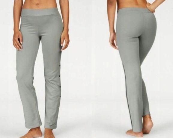 (16) KANGAROOS 44/46 szare spodnie dresowe NOWE