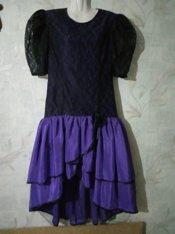Платье в испанском стиле костюм испанки цыганки фламенко