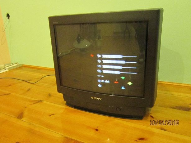 telewizor sony kv-m2171k trinitron