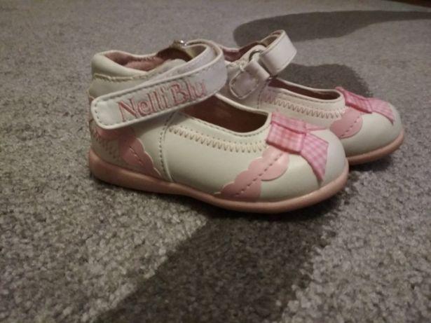 Buty dziewczęce rozmiar 19