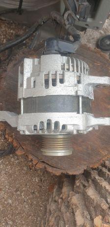 Мицубиси аутлендер стартер  генератор компрессор кондиционера