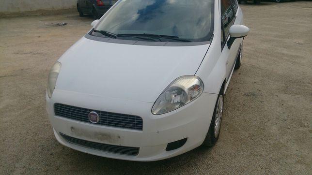 Fiat Grande Punto 1.3 multijet para peças