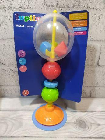 Игрушка для малышей на присоске Lupilu