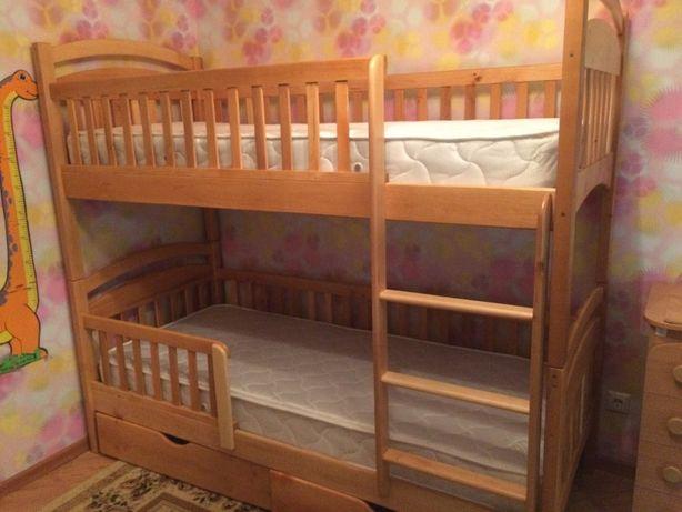 Тотальная распродажа двухъярусных кроватей Карина, лови момент скидки