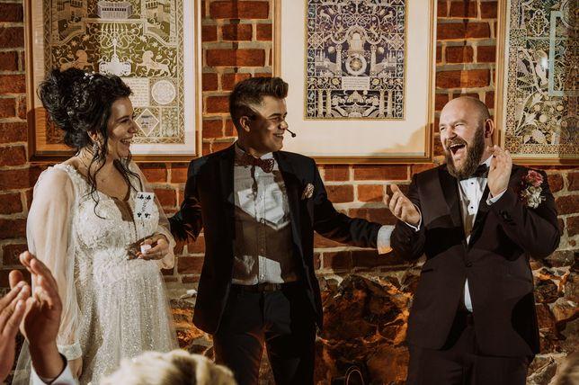 Iluzjonista Jarosław | Magik na wesele | Atrakcje weselne |