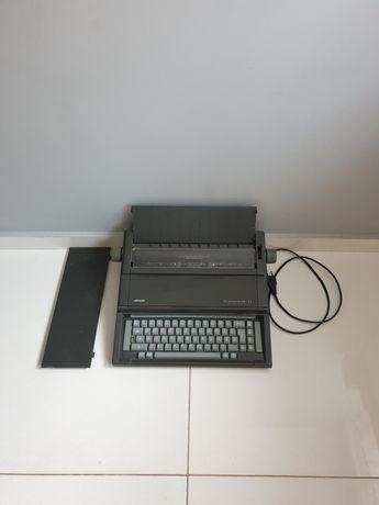 Elektryczna maszyna do pisania. Sprawna.