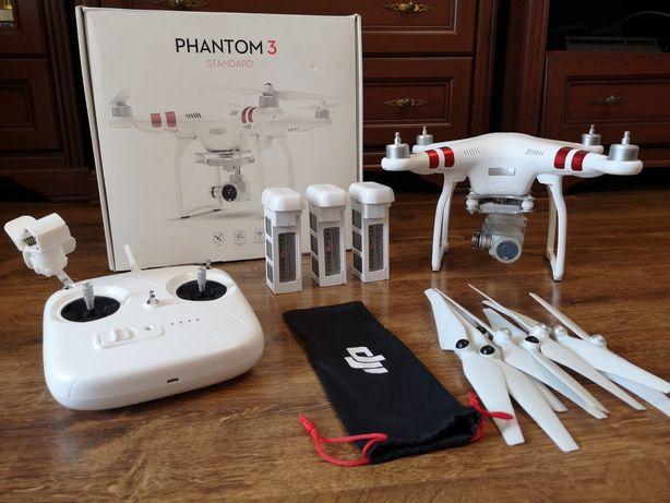 Продам квадрокоптер Dji Phantom 3 Standard