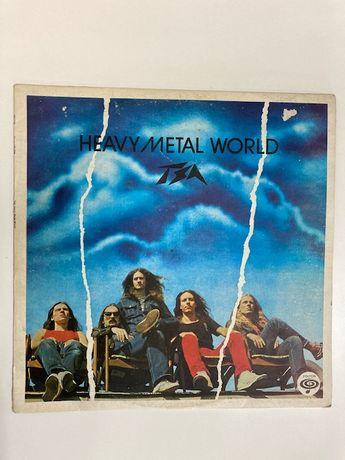 "TSA ""Heavy Metal World"" płyta winylowa 1983r"