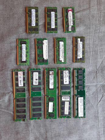 Memórias RAM DDR2 e DDR3