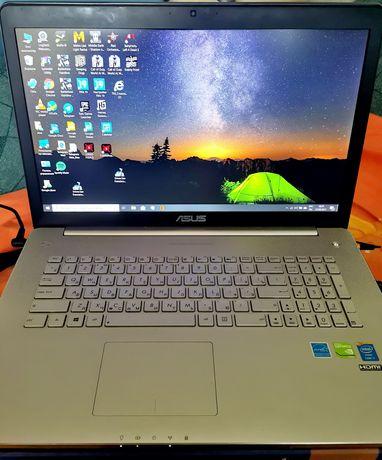 Универсальный мультимедийный лаптоп премиум класса