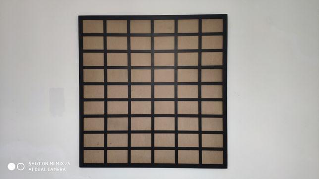 Multiramka ramka na zdjęcia 54 foto czarna