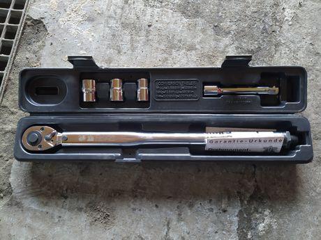 Klucz dynamometryczny Top Craft