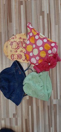 Czapka, kapelusz, chusteczka, opaska 74 -80