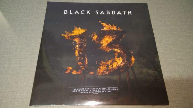 Black Sabbath : 13 2LP /Виниловая пластинка