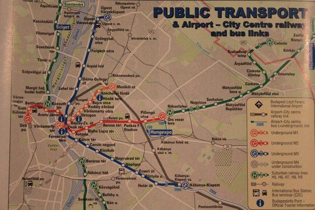 Budapeszt-plan miasta 239