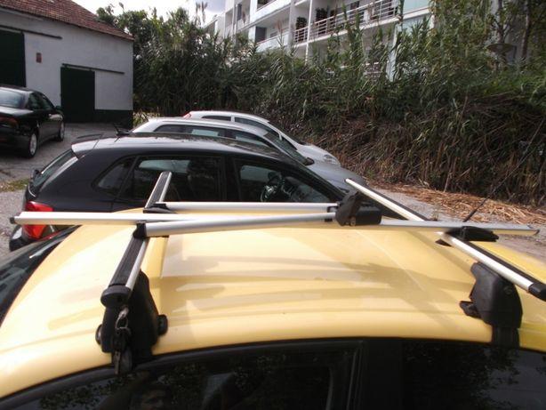 Suporte bicicleta aplicada em seat ibiza,regulavél para outras marcas.