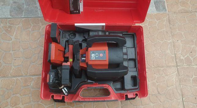 Niwelator laserowy HILTI PR 30-HVS A12 detektor PRA 30 rok:2020