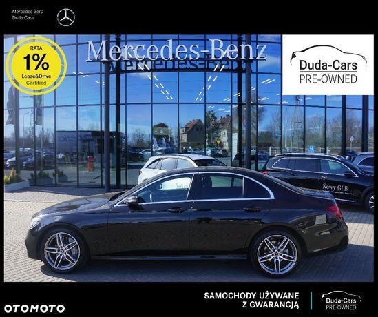 Mercedes-Benz Klasa E Mercedes Benz E200 Pakiet AMG Kamera...