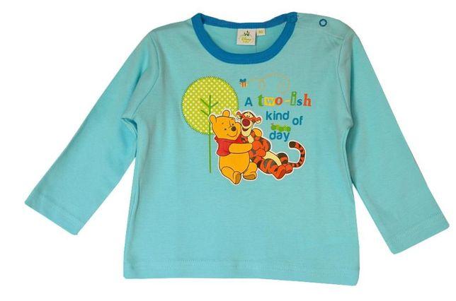 T-shirt niemowlęcy rozm. 62, 74, 80