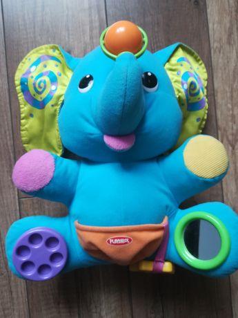 Edukacyjny słonik playskool