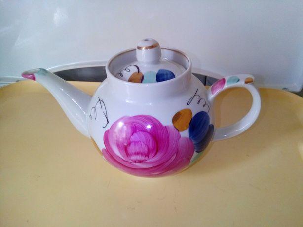 Чайник для заварки Дулево