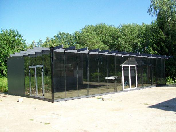 p28 pawilon handlowy kontener biurowy modulowy gastronomiczny dom