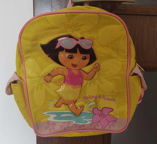 Plecak dziecięcy Dora Explorer