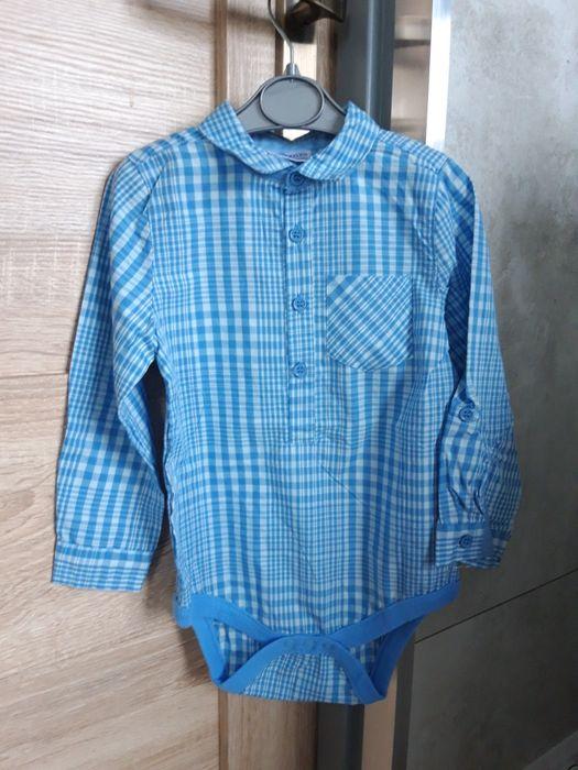 Koszulobody dla chłopca 92 Mińsk Mazowiecki - image 1