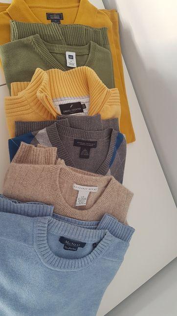 Várias camisolas de homem tamanho L ou XL