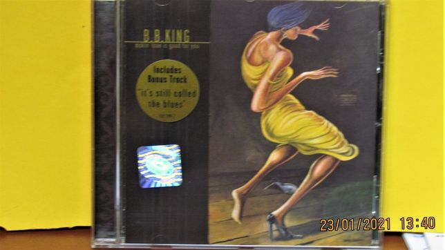 B.B.King - Makin' Love Is Good For You; CD; (NM)