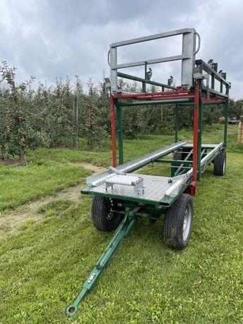 Wózek pomocniczy , platforma sadownicza, wózek krolik