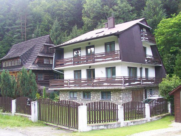 Wynajmę pięknie położony dom w górach (Piwniczna-Zdrój)