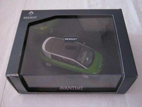 Miniatura Renault Avantime escala 1/43
