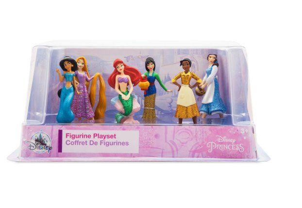 Игровой набор Принцессы от Disney.