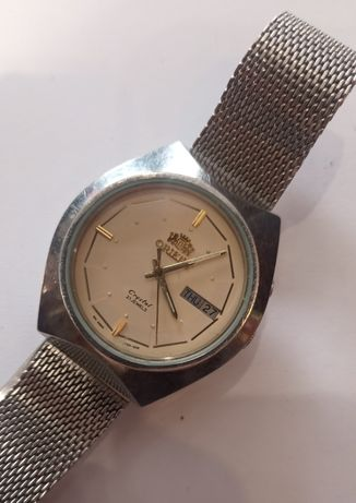 Stary zegarek Orient Crystal