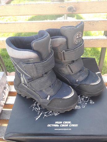 Продам зимове взуття на хлопчика!!!