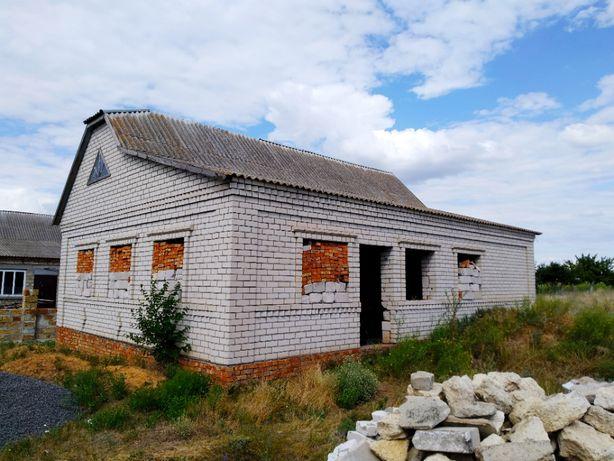 Загородный дом Калиновка 9 км Николаев коробка земля участок бизнес