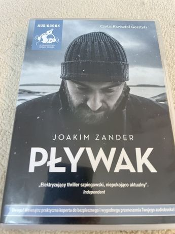 Audiobook Joakim Zander Pływak