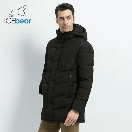 Пуховик мужской  ICEBEAR
