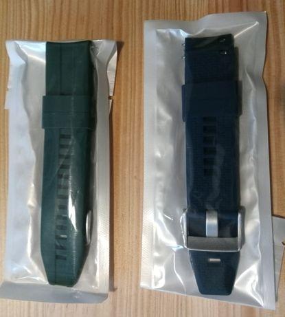 Braceletes de encaixe rápido para Smartwatch de 22mm