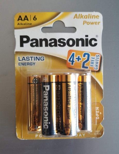Батарейки Panasonic ALKALINE POWER AA Lasting energy упак. 6 шт. / лот
